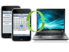 How to Sync an iPhone Calendar With a Laptop #stepbystep