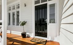 Australia's unique Hamptons style | Scyon Wall Cladding And Floors