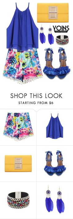 """Yoins 1"" by dorinela-hamamci ❤ liked on Polyvore featuring yoins and yoinscollection"