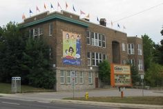 I spent sometime working here during my university career.   London Regional Children's museum