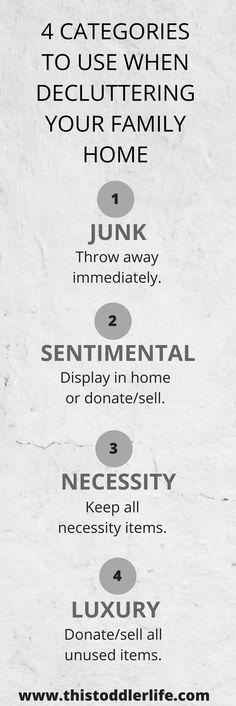 Start living a minimalist life today!