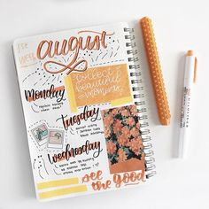 "i dont really like orange color but here you go orange bujo spread lmao. And i thinks it's kinda not that good idk but i hope u guys like it. And im using my new stickers from @pastelxplanning they have lots of cute stickers! Go check it and use my promo code ""hiz15"" to get 15% off! Have a nice day and lots of love . . . . . . . . #Bujo #bulletjournal #studyblr #studyspo #studying #studygram #planner #planneraddict #plannerinspiration #bujoinspo #bujospread #bujoweekly #bujojunkies…"