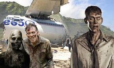 <i>The Walking Dead</i> prepara especial con zombies en un avión