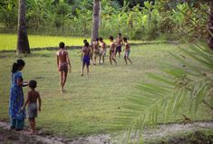 Football in the village of Bangladesh