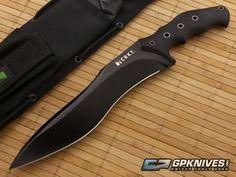 CRKT Redemption Fixed Blade Ken Onion Design