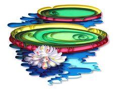Natasha Molatkova's beautiful work. www.papergraphic....
