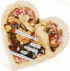 …maybe this year (Vintage Victorian Valentines for Bitches)