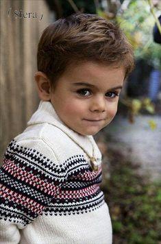 101 Trendy and Cute Toddler Boy Haircuts - mybabydoo