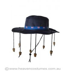 Find true blue Aussie essentials today on Heaven Costumes. This awesome cork hat is for sale now at http://www.heavencostumes.com.au/aussie-hat-with-corks-costume-accessory-1.html