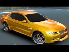 Racing Car Games Gameplay Cartoon for Kids