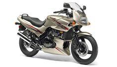 Kawsaki Ninja 500  My first bike