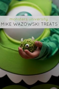 e8efb366beb Disney Pictures Monsters University Mike Treats  www.spaceshipsandlaserbeams.com  ScareEdu  cbias