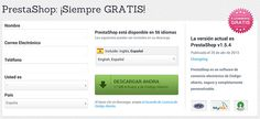Cómo crear una tienda online con PrestaShop - La instalación #PrestaShop #eCommerce #TiendaOnline #DiseñoWeb