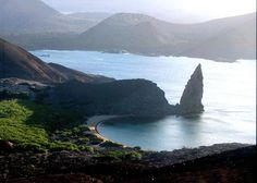 Galapagos. Would love to go diving here! And hike around the island- what wonderful wildlife!