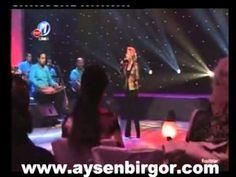 ♫♪ Ayşen Birgör - Bulamazsın benim gibi seveni 9-4-2012 ♫♪