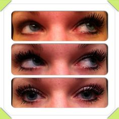 Get the lashes you want with our 3D mascara! To order, go to www.youniqueproducts.com/julieross