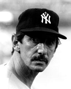 Billy Martin (Yankees Cap W/Cross) Damn Yankees, Yankees Fan, New York Yankees, Texas Legends, Billy Martin, Baseball Cards, Baseball Teams, Baseball Stuff, Baseball Photos