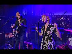 "Shakey Graves: ""Dearly Departed"" - David Letterman - YouTube"
