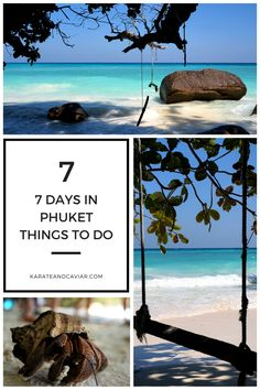 7 Days in Phuket - Things to Do. Visit my travel blog for tips and travel hacks :)