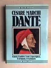DANTE CESARE MARCHI BIOGRAFIE RIZZOLI 1983