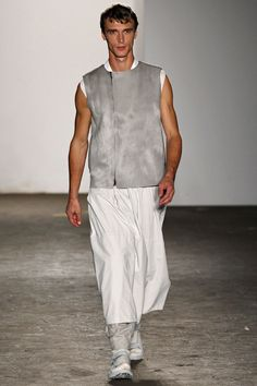 Siki Im Spring 2013 Menswear Fashion Show