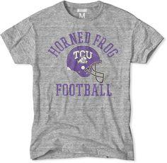 TCU Horned Frogs Football Tee