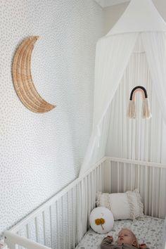 Master Bedroom Tour A Minimalist Bohemian Space Nursery Baby Bedroom, Girls Bedroom, Master Bedroom, Big Girl Bedrooms, Set Of Drawers, Hanging Racks, Drawer Handles, Cool Rooms, Girl Room