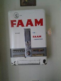 """Per 1 januari 2014 werd de """"Faam"""" definitief opgeheven; overlopen door de concurrentie....."""
