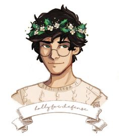 updated Harry Potter flower crowns