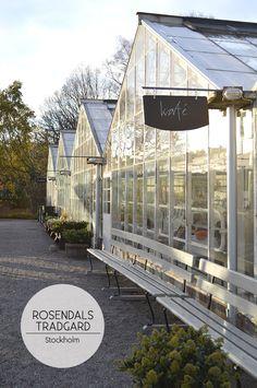 Rosendals Tradgard in Djurgarden // Stockholm