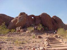 Hole-in-the-Rock Phoenix, AZ