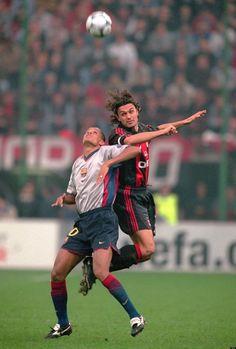 Rivaldo / Maldini