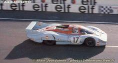 Porsche 917 langheck #045 Le Mans 1971