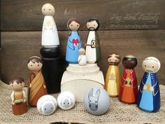 Help your little ones celebrate the true meaning of the season with a nativity thats as fun to play with as it is lovely to look at. Its the