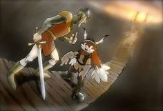 Review Dragon's Lair by Zenox-furry-man