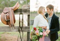 An Equestrian Engagement - KT Merry Photography Blog - Destination Weddings Worldwide