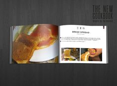The New Cookbook: Delights for The Anorexic. Bread spread?