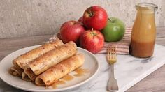 Laura in the Kitchen is an interactive cooking show starring Laura Vitale! In this episode, Laura will show you how to make Apple Pie Taquitos. New recipes are posted all the time, so be sure to subscribe to her YouTube channel and check out all of her other recipes!