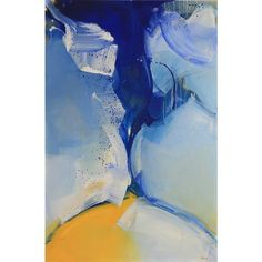 NOVICA Signed Abstract Psychological Study in Acrylics on Canvas (29,090 PHP) ❤ liked on Polyvore featuring home, home decor, wall art, abstract paintings, blue, paintings, blue home decor, acrylic painting, blue painting and canvas wall art