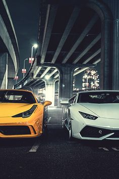 458 Speciale and Huracan                                                                                                                                                                                 More
