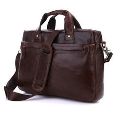 Maxwell High Quality Vintage Real Genuine Leather Cross Body Men Messenger Bags Briefcase Portfolio Laptop Bag #MW-J7075