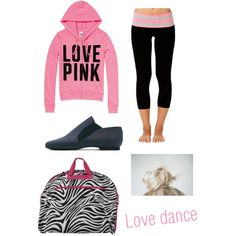 Dance outfit for practice
