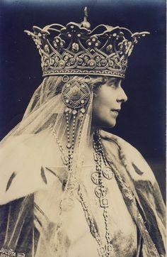 princess marie of saxe-coburg | Edinburgh #Princess Marie #Queen Marie #Romania #british royals # ...
