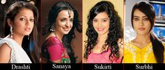 Drashti Dhami, Sanaya Irani, Sukirti Kandpal or Surbhi Jyoti, who is the best TV sweetheart?