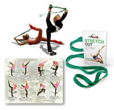 Stretch Enhancer Strap | Rosie Wear - Education and Training Tools For Figure Skaters
