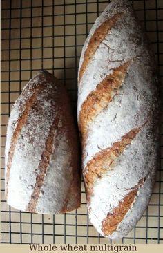 Pszenny razowy z ziarnami Whole wheat multigrain