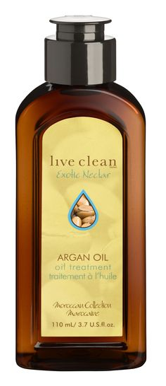 going to try a hot oil treatment with this stuff (as soon as I can get a shower cap)  |  100% Argan Oil for hair and skin