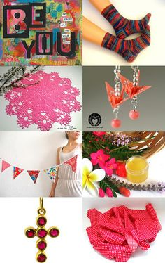 Be You ! by Nathalie on Etsy--Pinned+with+TreasuryPin.com
