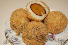 Galuste cu prune (Gomboti) - Pas 16 Dairy Free Deserts, Sweet Treats, Muffin, Cookies, Breakfast, Cake, Desserts, Recipes, Food