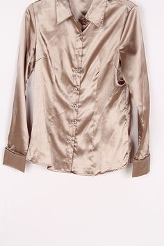 Maggie Blouse in Champagne